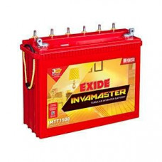 EXIDE INVAMASTER IMTT1500 TALL TUBULAR BATTERY - 150AH