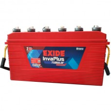 EXIDE INVAPLUS 100AH TUBULAR BATTERY