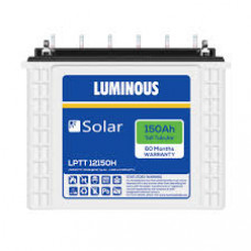 LUMINOUS 200AH SOLAR TALL BATTERY