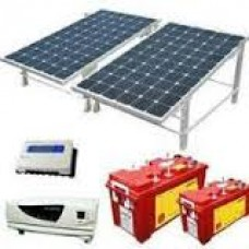 PROMPT 4000VA + 200AH BATTERY x 4Nos + 3000W PV PANEL SOLAR  INVERTER COMBO