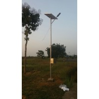 SOLAR STREET LIGHTING SYSTEMS - 12W LED