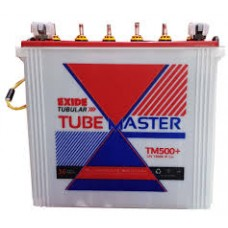EXIDE TUBEMASTER TM500+ 150AH TALL TUBULAR BATTERY