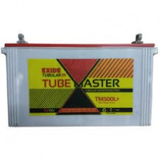 EXIDE TUBEMASTER TM500L 150AH TUBULAR BATTERY
