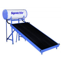 SUPREME 100LPD FPC SOLAR WATER HEATER