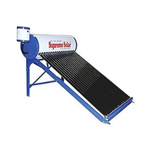 Buy solar water heater online low price includes taxes delivery supreme etc 100lpd solar water heater sciox Images