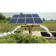 "SOLAR WATER PUMP-2KW SOLAR  3PHASE (2HP SHAKTI 4"" BOREWELL)"